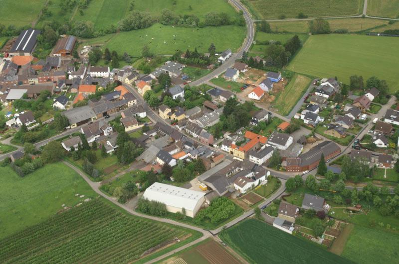 Luftbild 4 von Westen