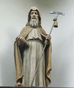 """Ferkestünn"" - der heilige Antonius"