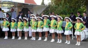 Tanzgruppe KG Grün Gelb Fritzdorf