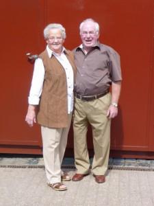 Theresa und Franz Welsch
