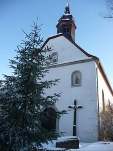 Antoniuskapelle heute